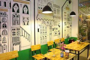 ý tưởng trang trí quán ăn vặt đẹp và sáng tạo cho những ai muốn mở quán bán đồ ăn vặt